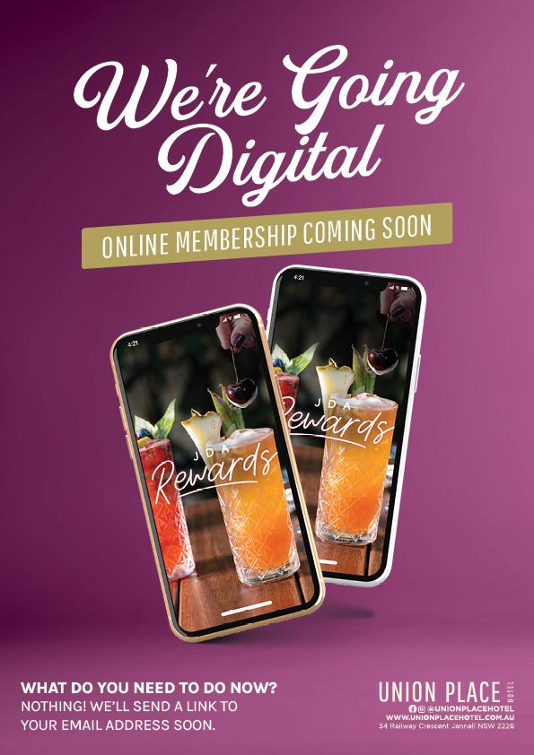 Digital Membership Promotion - Union Place Hotel